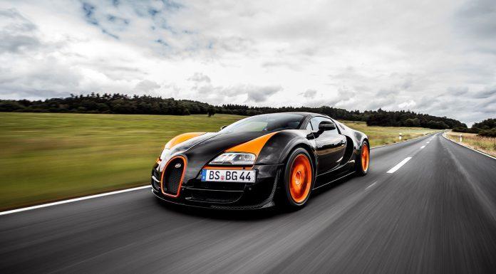 Bugatti Veyron Grand Sport Vitesse World Record Car Review