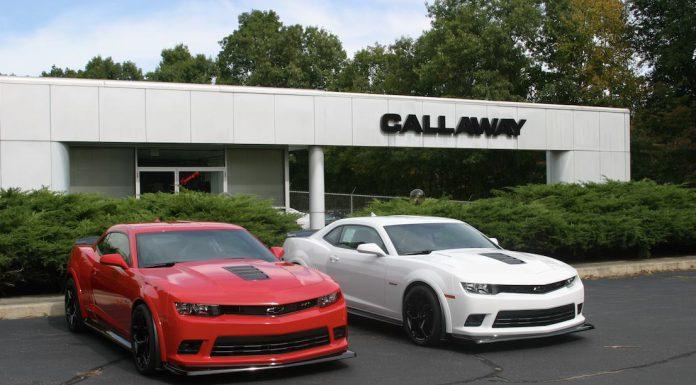 652hp Callaway SC652 Camaro Z/28