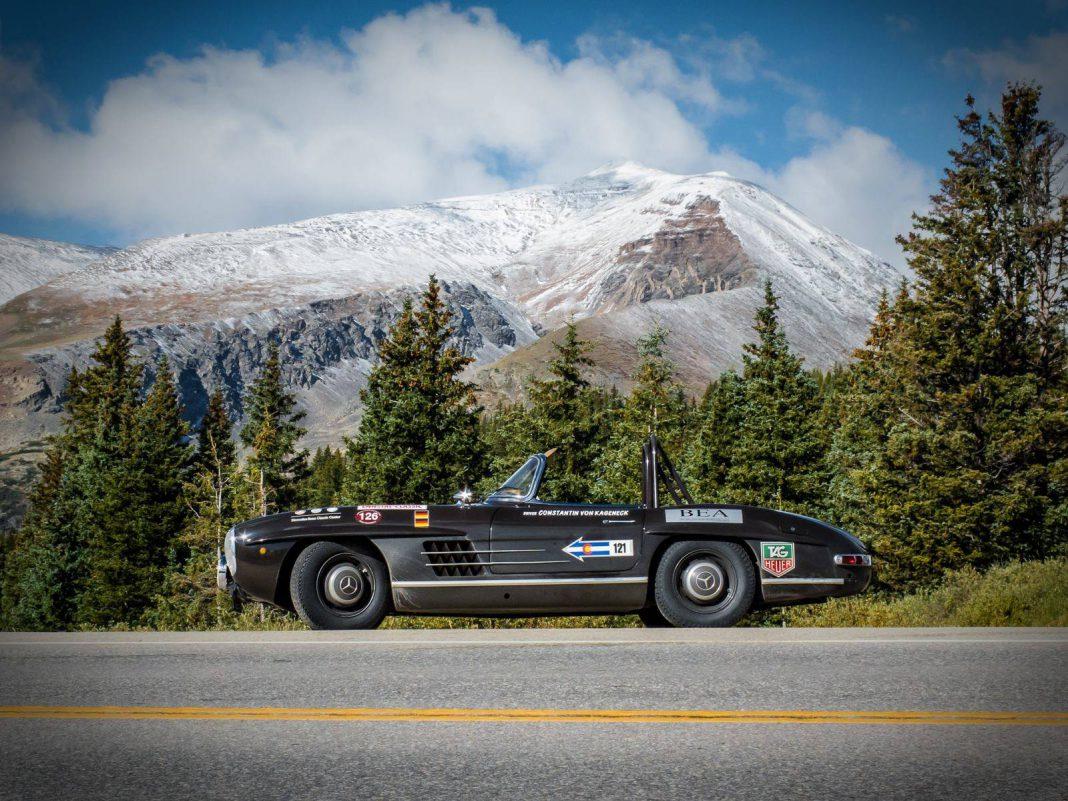 Mercedes-Benz at Colorado Grand 2014