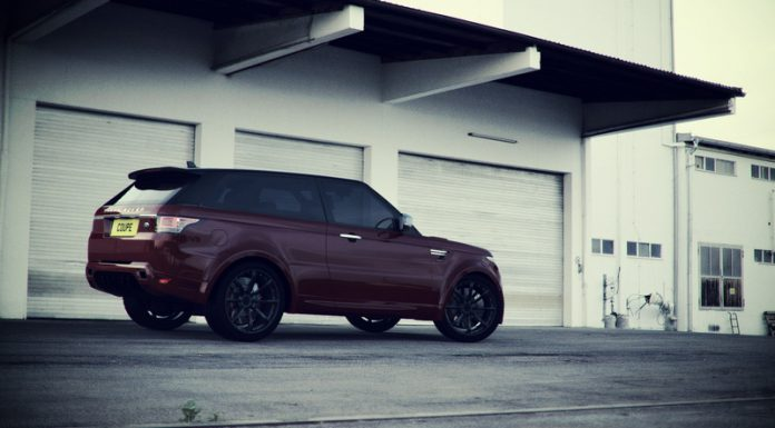 Official: Range Rover RS Sport Coupe by AJP Design