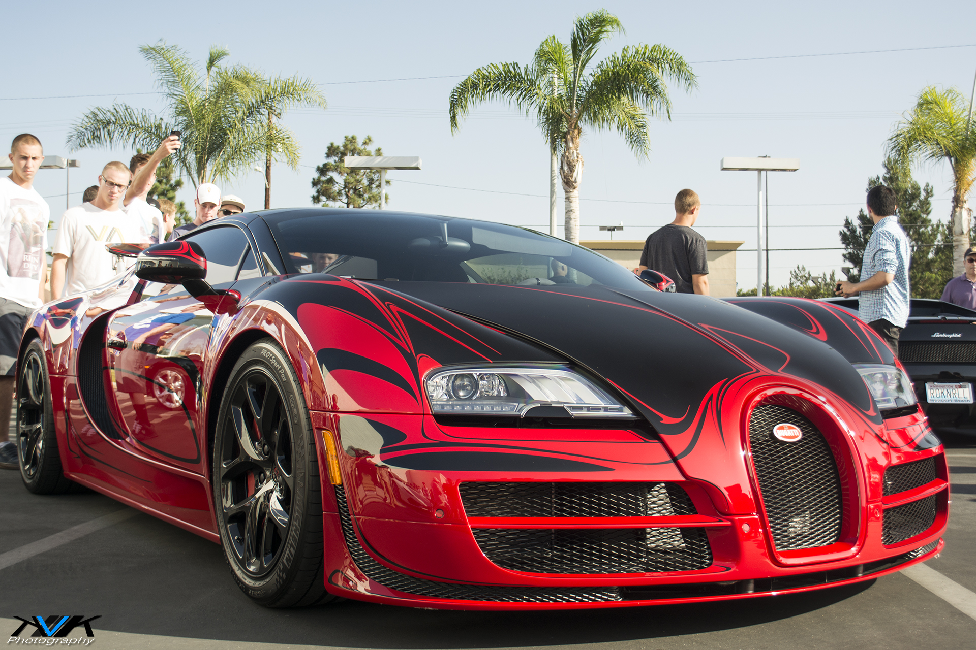 Gallery Bugatti Veyron L Or Rouge At Lamborghini Of Newport Beach Gtspirit