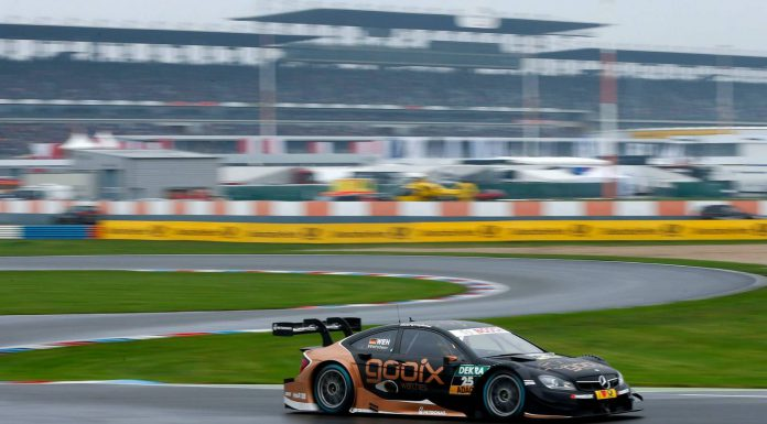 Mercedes Claims 1-2 Finish at Lausitzring
