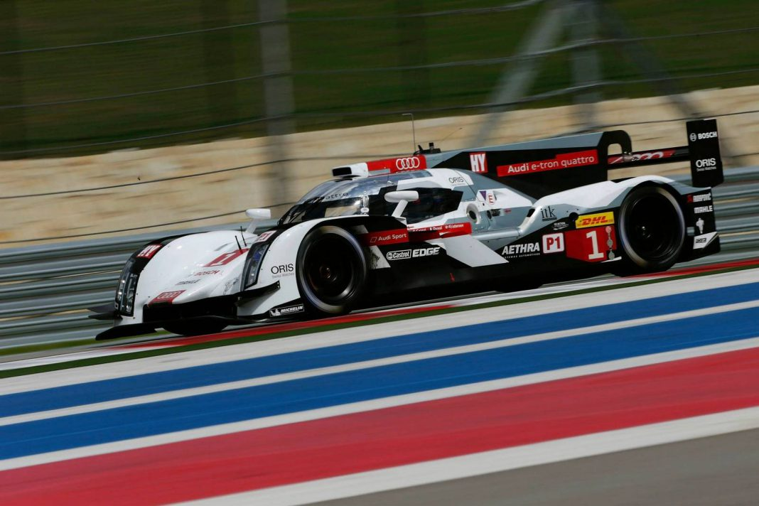 FIA WEC: Audi Claims 1-2 Finish at 6 Hours of COTA