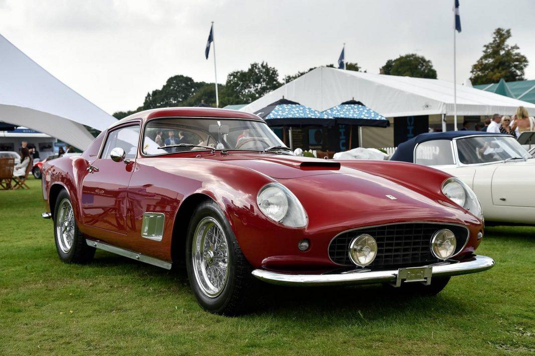 Salon Prive 2014: Ferrari Cars