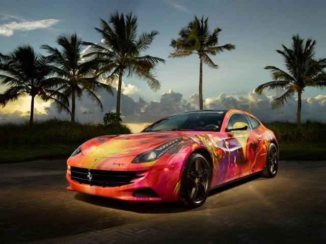 Bespoke Ferrari FF