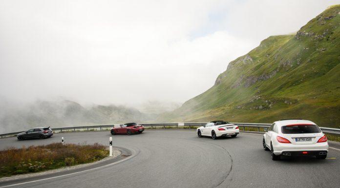 St. Moritz AMG Emotion Tour
