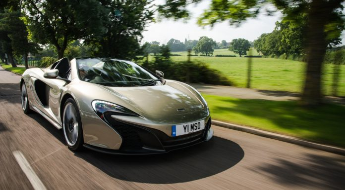 Living With The McLaren 650S Spider by MSO