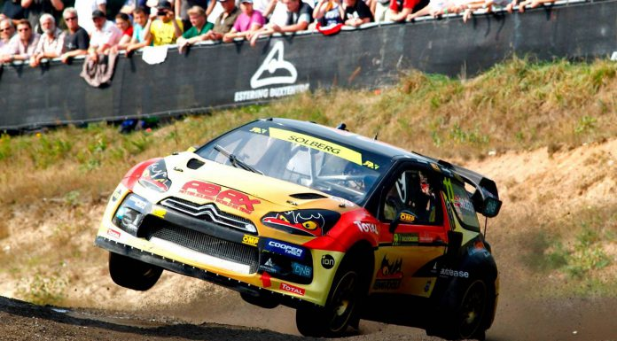 FIA World RX: Solberg Triumphs in Germany RX Thriller!