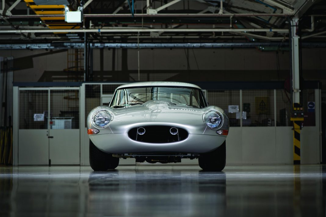 Jaguar Heritage Center Opened in the UK