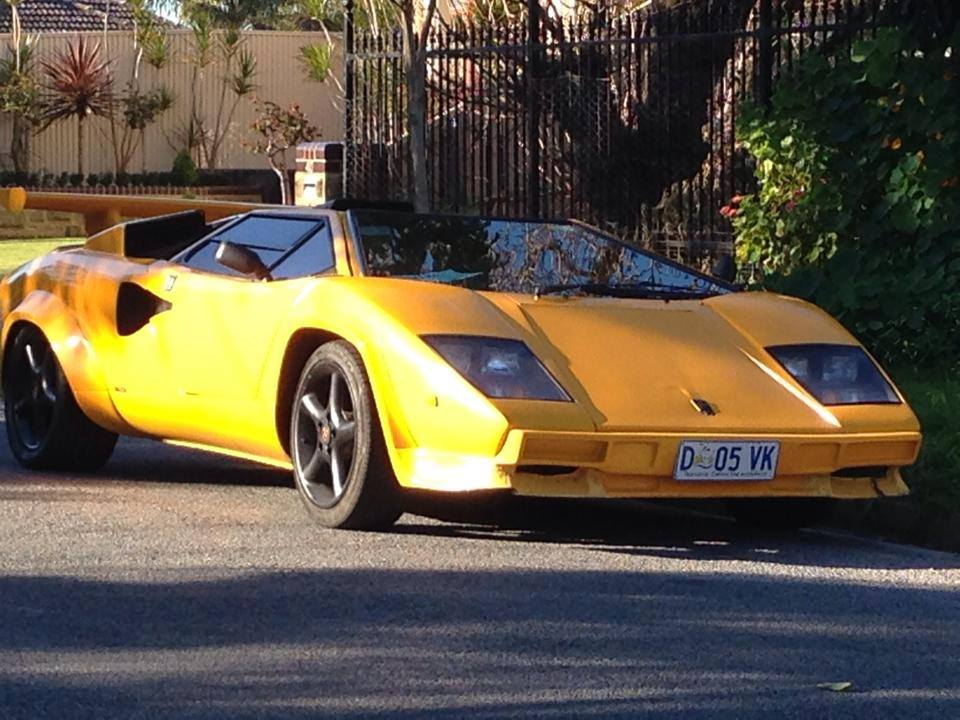 500hp Lamborghini Countach Replica from Australia , GTspirit