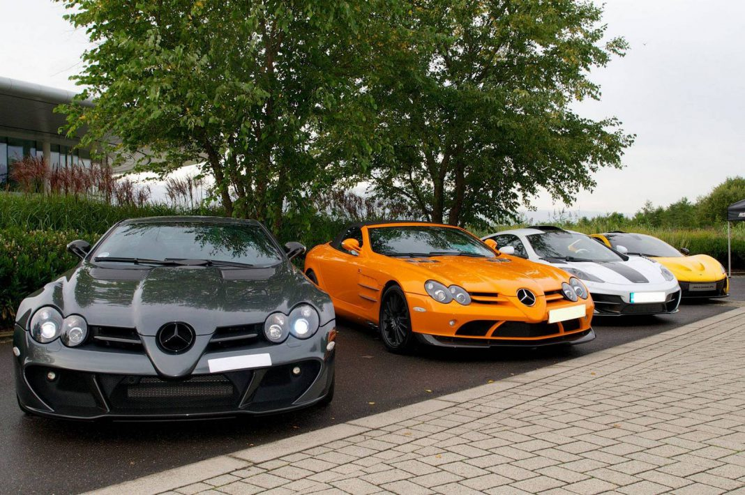 Gallery: McLaren MTC Motor Show