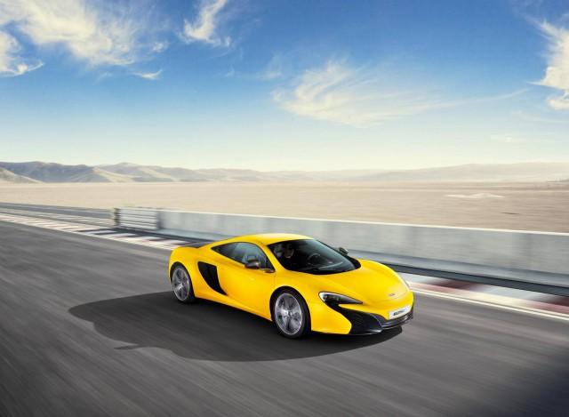 Official: McLaren 625C