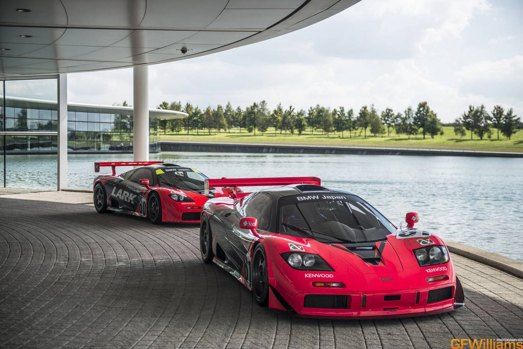 Gallery: McLaren F1 GTR Reunion at McLaren Technology Center