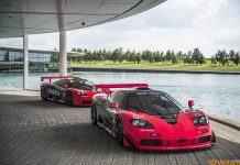 Gallery: McLaren F1 GTR Reunion at McLaren Technology Center