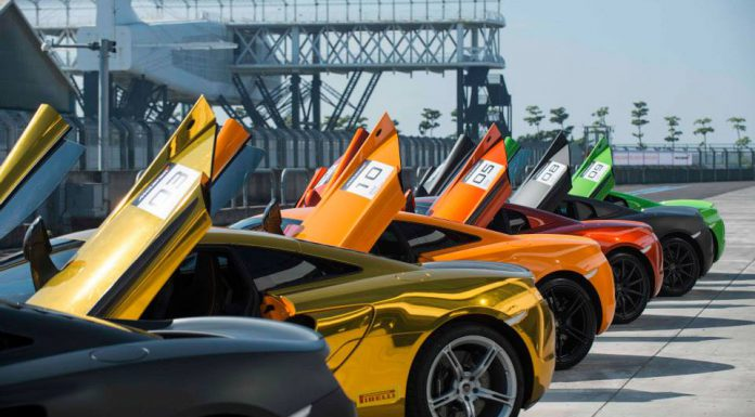 Gallery: McLaren Taiwan Track Day