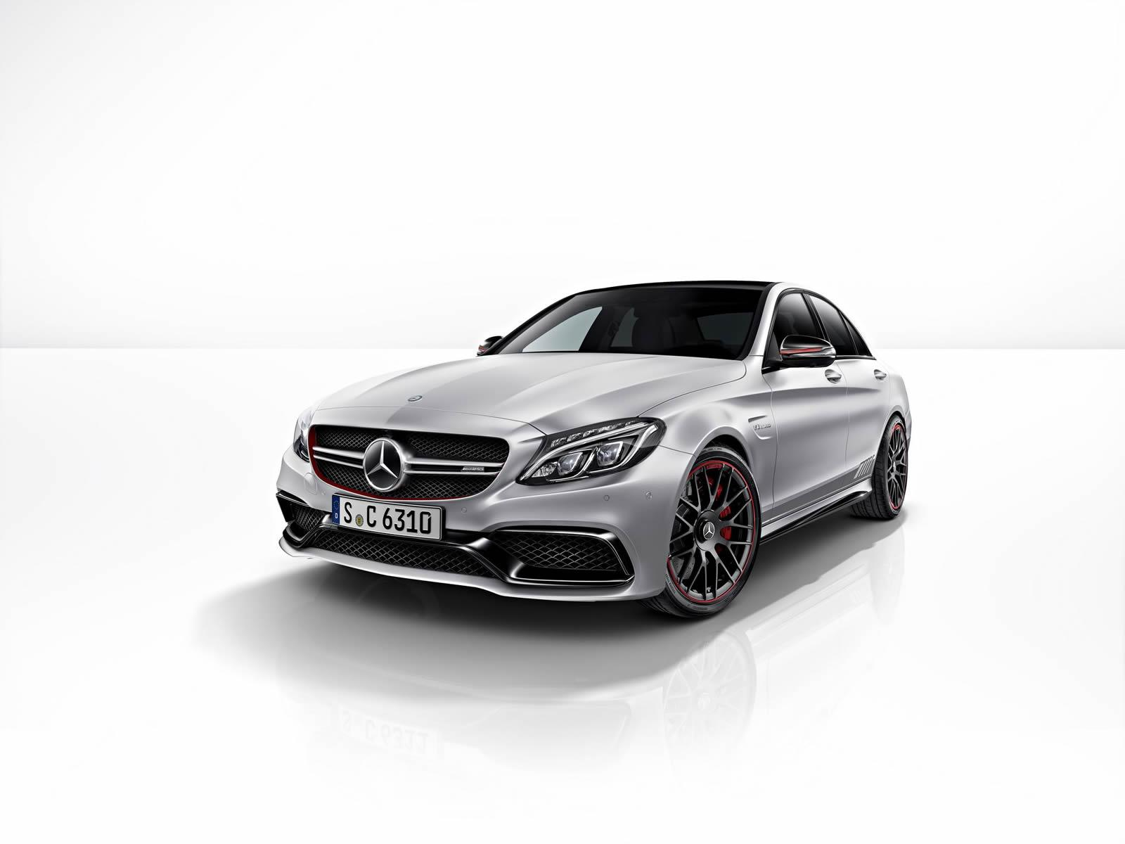 official 2015 mercedes amg c63 edition 1 gtspirit. Black Bedroom Furniture Sets. Home Design Ideas