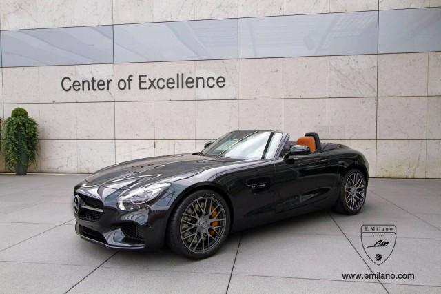 Render mercedes amg gt roadster by evren milano gtspirit for Mercedes benz amg gt roadster