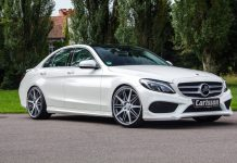 Official: Carlsson Mercedes-Benz C-Class AMG Sport
