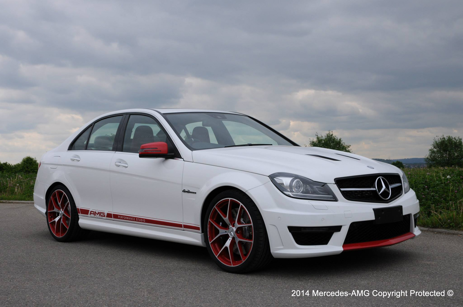 special mercedes benz c63 amg edition 507 unveiled for australia gtspirit. Black Bedroom Furniture Sets. Home Design Ideas