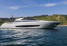 Fantastic 122' Mythos by Riva Yacht