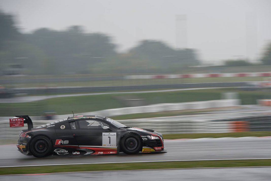 Blancpain Endurance Series: Audi Wins Flawless at Nurburgring 1000