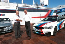 BMW M and Moto GP Extend Partnership to 2020