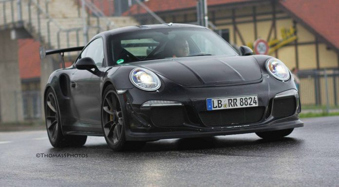 Did the New Porsche 911 GT3 RS Lap the Nurburgring in 7:20 ...
