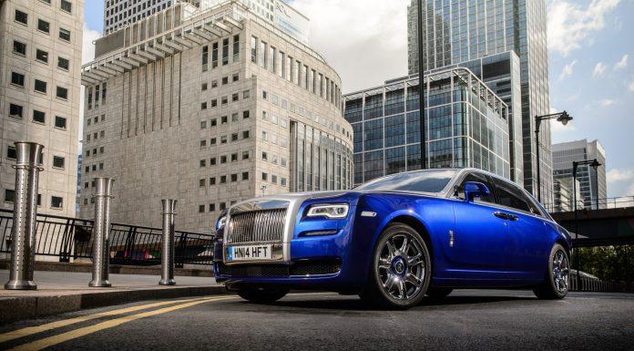 2015 Rolls-Royce Ghost Series 2 Review
