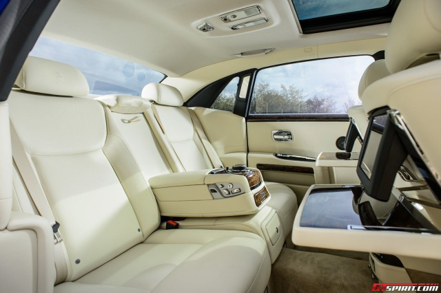 Rolls Royce Phantom Interior 2014