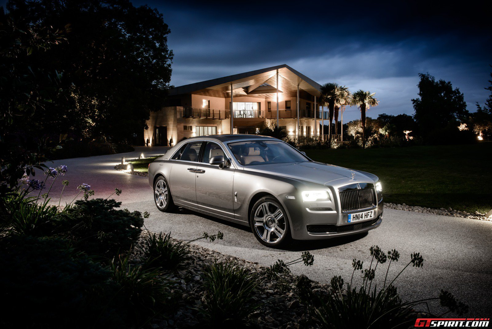 2015 Rolls Royce Ghost Series 2 Review Gtspirit