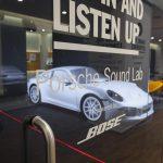 """Porsche Launches """"The Sound of Porsche"""" Pop-up in Manhattan"""