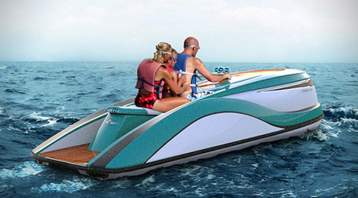 V8 Powered Wet Rod-Jet Ski by Stand Craft