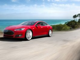 Tesla Model S results