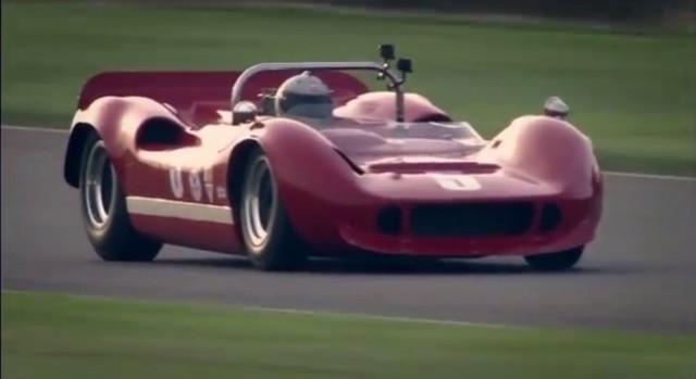 Video: McLaren Chief Test Driver Races His 1966 McLaren M1B