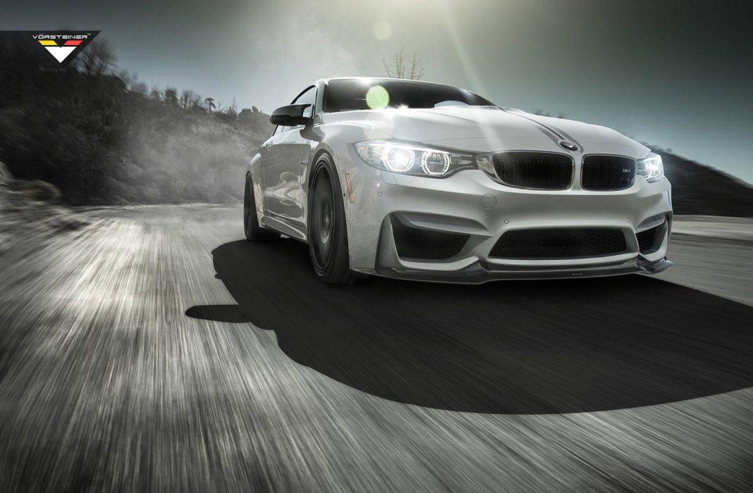 Official: Vorsteiner BMW M3 and M4 GTS