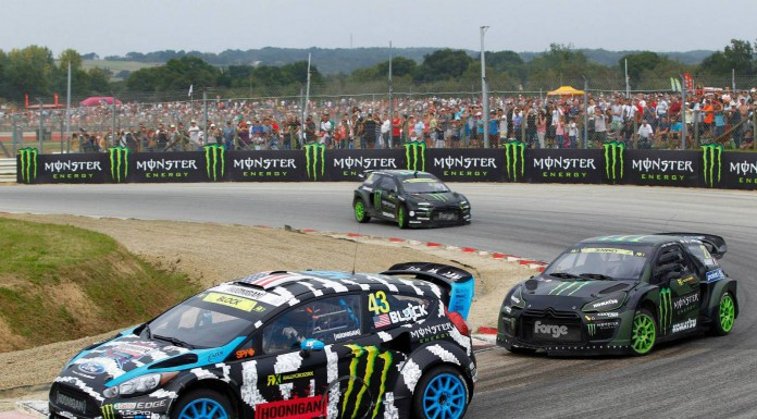 World RX: Petter Solberg Wins in France, Ken Block Finishes Fourth