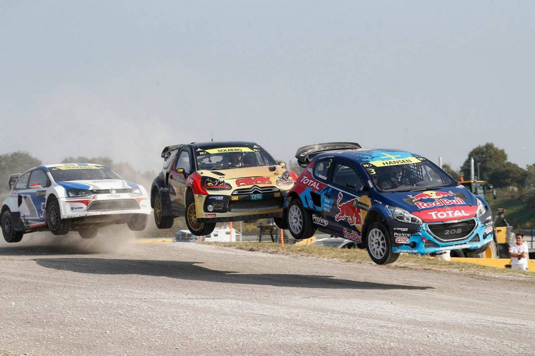 World RX: Hansen Wins Italy RX as Solberg Claims Championship Title