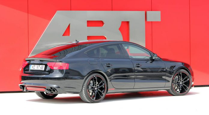 Official: ABT AS5 Dark Coupe & Sportback