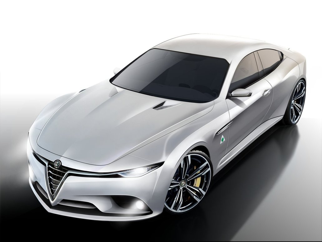 alfa romeo giulia likely debuting mid 2015 gtspirit. Black Bedroom Furniture Sets. Home Design Ideas