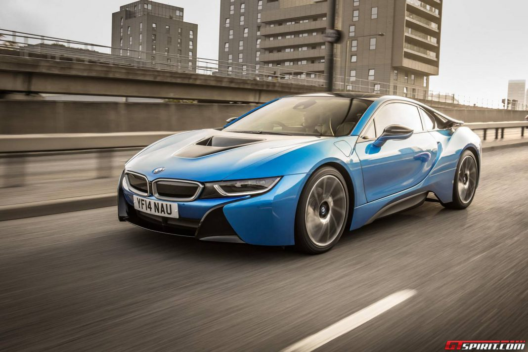 High BMW i8 Demand See Prices Rise by 50%