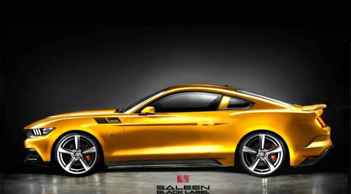 2015 Saleen Mustang 302