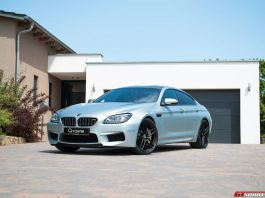 Official: 740hp G-Power BMW M6 Gran Coupe