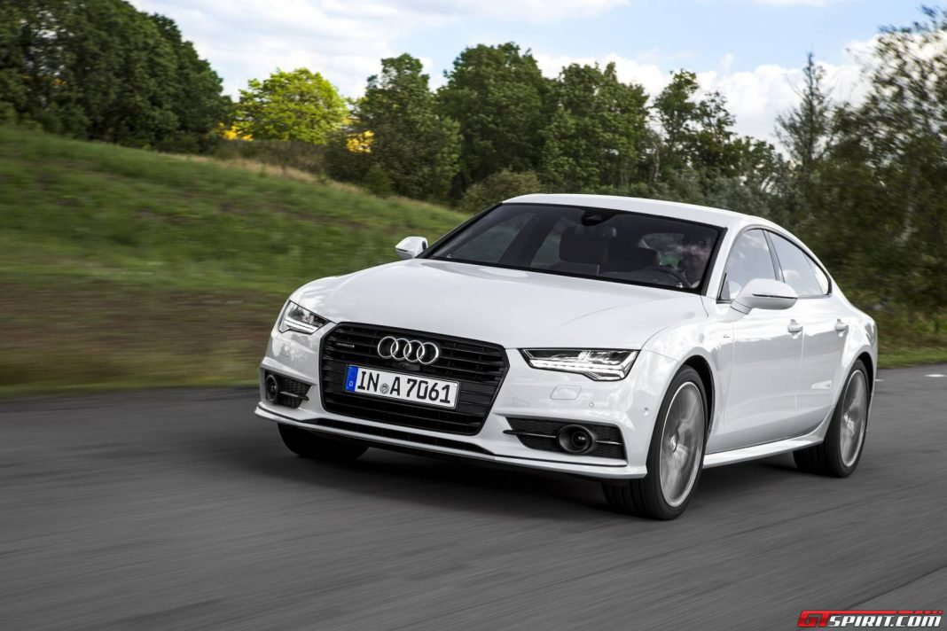 2015 Audi A7 Facelift Review