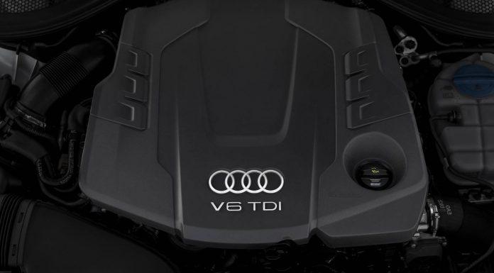 2015 Audi A7 Facelift Engine