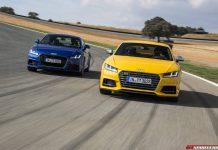2015 Audi TT & Audi TTS Review