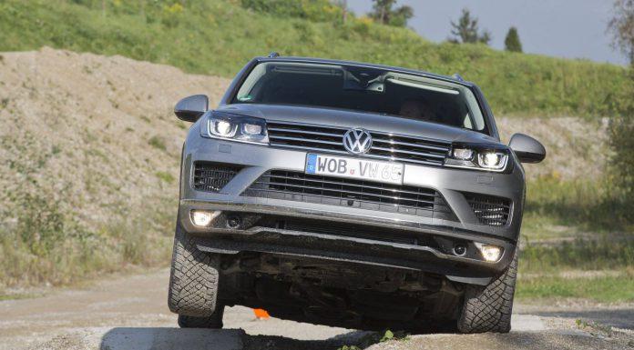 2015 Volkswagen Touareg Facelift Review
