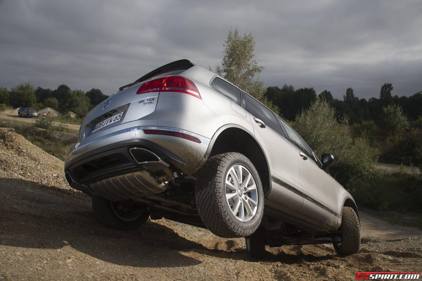 2015 Volkswagen Touareg Facelift Review Gtspirit