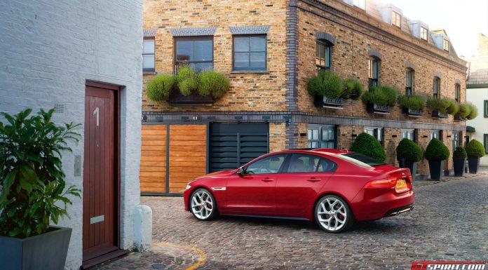 2015 Jaguar XE Official Photos