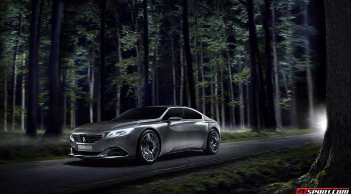Official: Peugeot Exalt Concept Car