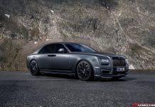 Official: 709hp Rolls-Royce Ghost by Spofec